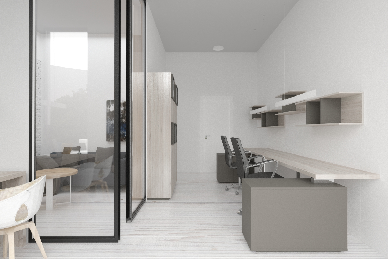 Uređenje kancelarije – Lokal u Savadi